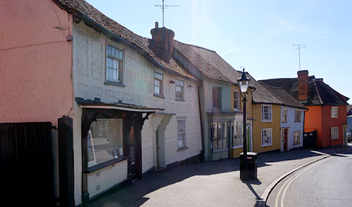 Thaxted Festival office