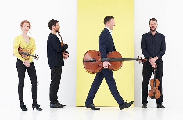 Heath Quartet at Thaxted Festival