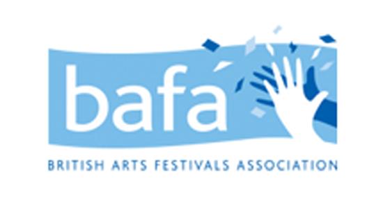 British Arts Festivals Association logo