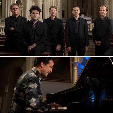 Opus Anglicanum with Jason Rebello at Thaxted Festival
