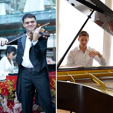 Covent Garden Soloists with Christopher Weston – piano at Thaxted Festival