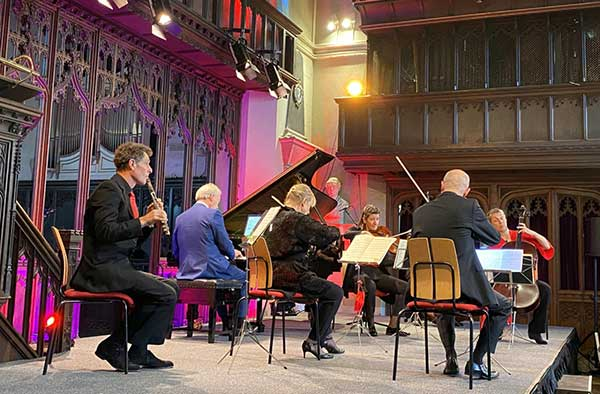 London Mozart Players at Thaxted Festival