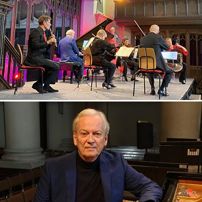 Howard Shelley & the<br>London Mozart Players at Thaxted Festival